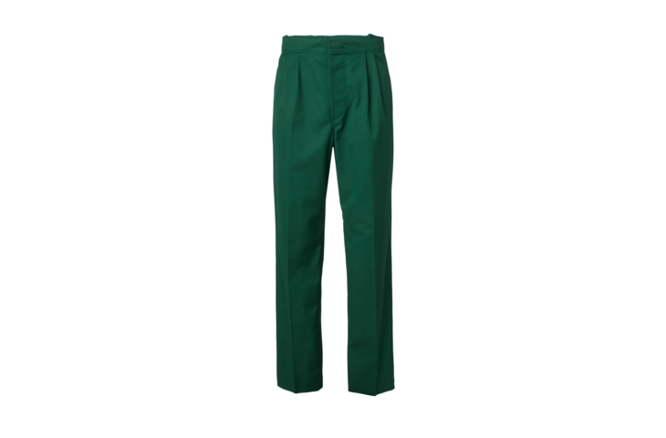 Green Agro trousers