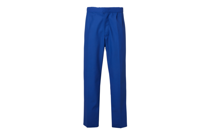 Blue Agro trousers