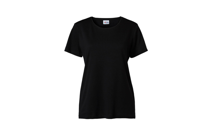 Black Essentials woman's T-shirt