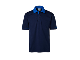 Navy blue Everywear polo