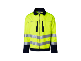 Yellow Epishine bomber jacket